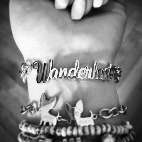 bracciale wanderlust